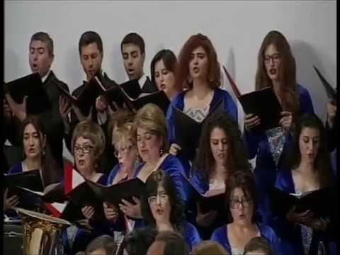 Carmina Burana-O Fortuna-Azerbaijan State Choir