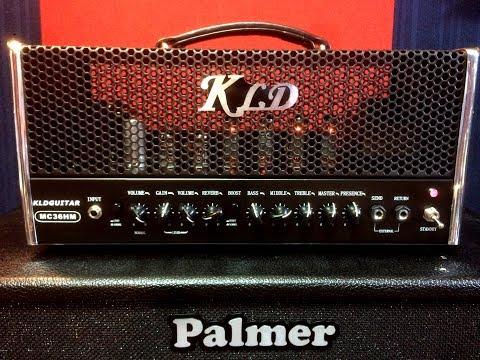 BEST EL84 GUITAR AMP UNDER 1000$ : KLD MC36HM