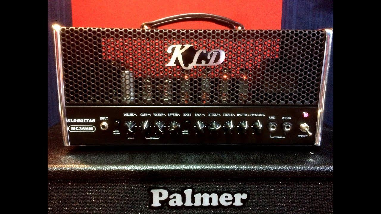 best el84 guitar amp under 1000 kld mc36hm youtube. Black Bedroom Furniture Sets. Home Design Ideas