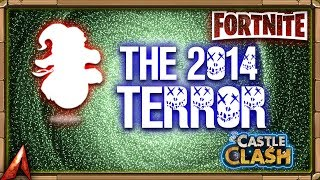 MEET 2014s CASTLE CLASH TERROR! FORTNITE GAMECODE GIVEAWAY!