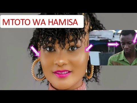 KIMENUKA! Maamuzi Magumu Aliyochukua Hamisa Mobeto Kwa Huyu Mtoto Wake