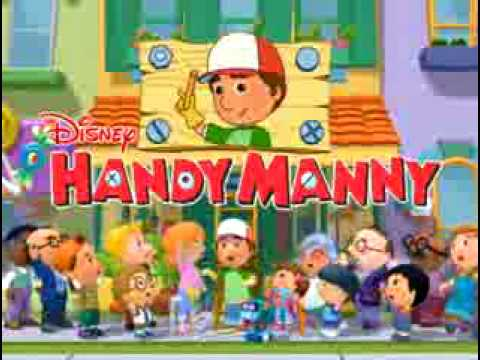 Handy Manny TV Theme Song Intro