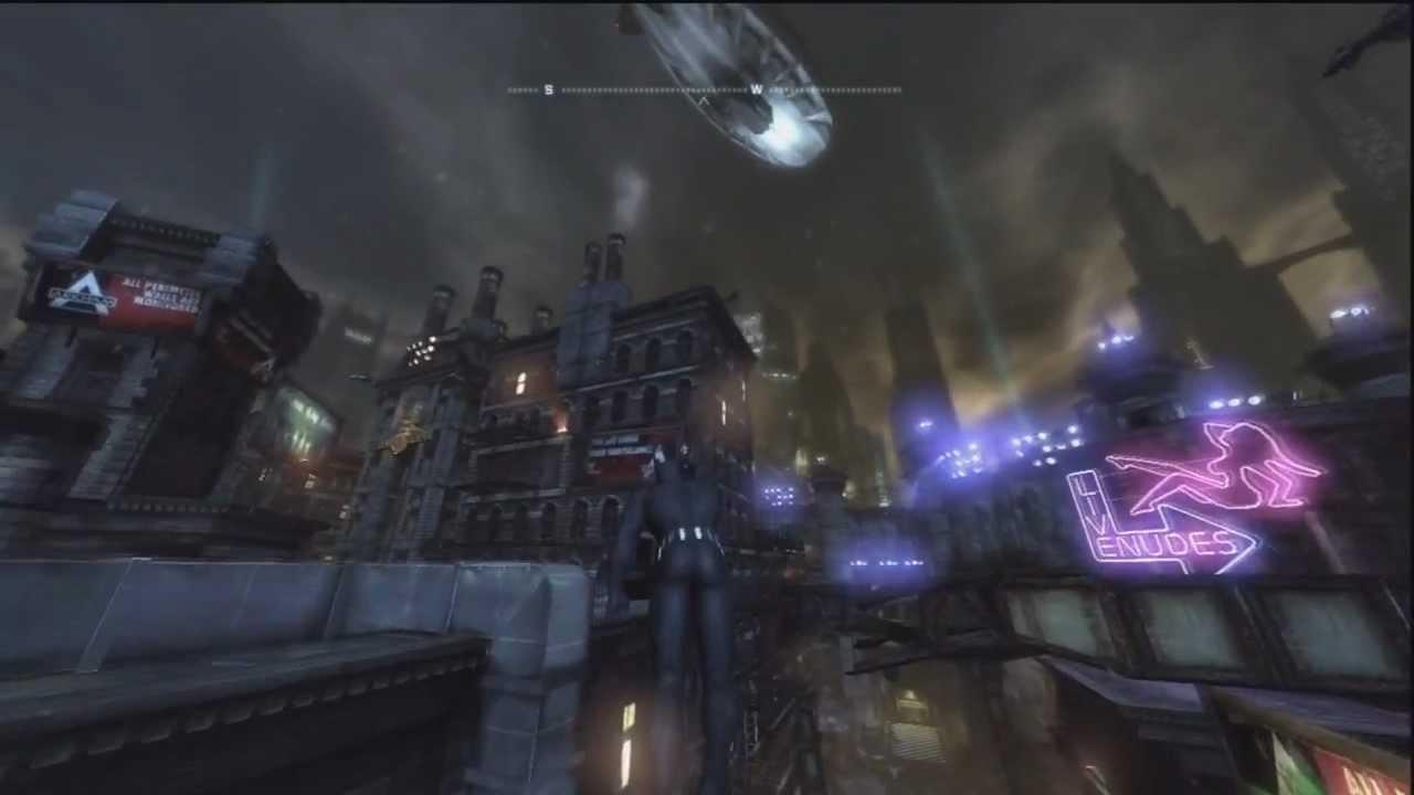 BATMAN BEYOND SUIT!   Batman: Arkham City - Part 2 - YouTube   Batman Arkham City Batman Beyond Flying