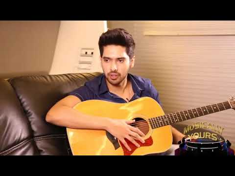 Roke na naina  Badrinath ki Dulhania unplugged by Armaan malik  Alia Bhatt  Varun Dhawan  Cover   Yo