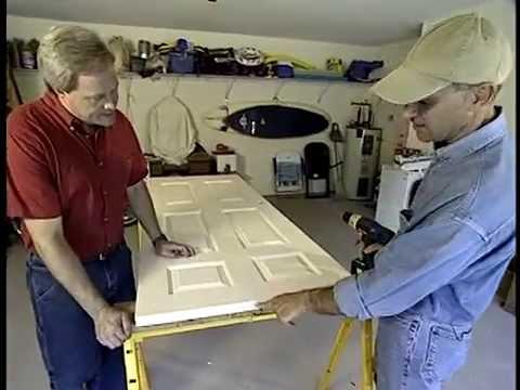 Tips for Painting a Door & Tips for Painting a Door - YouTube
