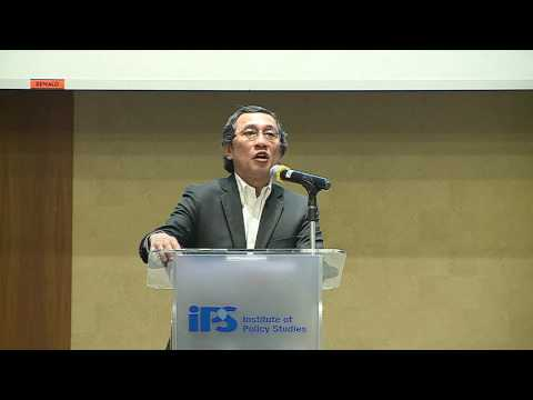 IPS-Nathan Lecture V - Can Singapore Cope? by Mr Bilahari Kausikan