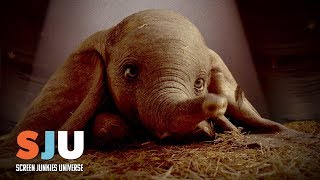 Let's Talk About That Dumbo Trailer - SJU