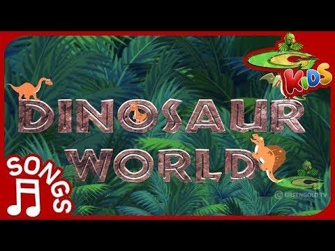 Chhota Bheem - Dinosaur World Movie Title Song