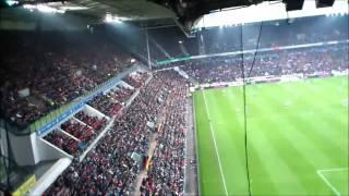 PSV - FC Twente (2-6) sfeer+busrit Uitvak! 4-3-2012