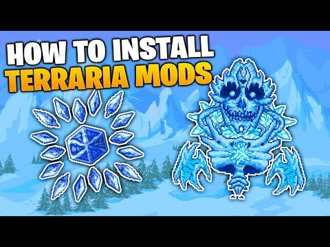 HOW TO INSTALL TERRARIA MODS 2019 (EASY) [UPDATED!] - TModLoader Installation Guide 2019