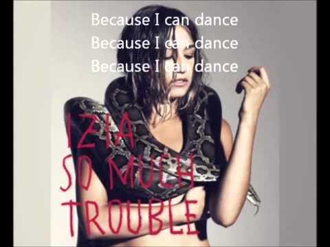I Can Danse IZIA Lyrics.wmv mp3