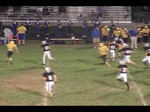 Edgewood junior high school vs Brown County 2008