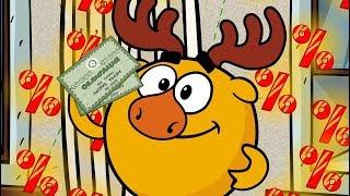 Пин-Код. Азбука финансовой грамотности - Сборник 2 | Смешарики Обучающие мультфильмы
