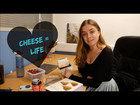 Eat This: Canadian Tries British Cheese