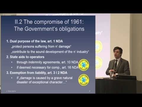 Julius Weitzdörfer: Nuclear energy and regulatory capture in postwar Japan (Leipzig 2015)