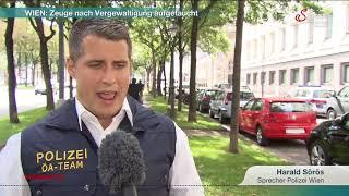 Vergewaltigung in Wiener U-Bahn-Station: Zeuge meldet sich