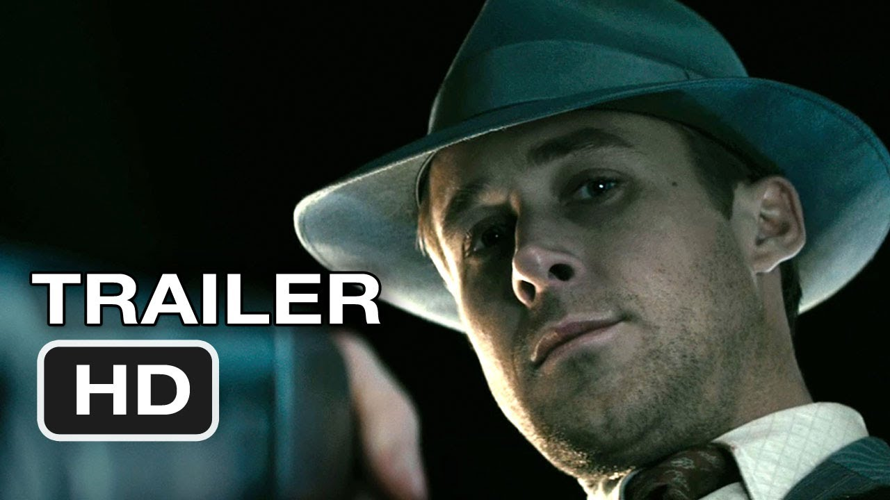 Download Gangster Squad Official Trailer #1 (2012) Ryan Gosling, Emma Stone Movie HD