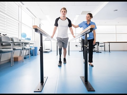 Occupational Video - Physiotherapist
