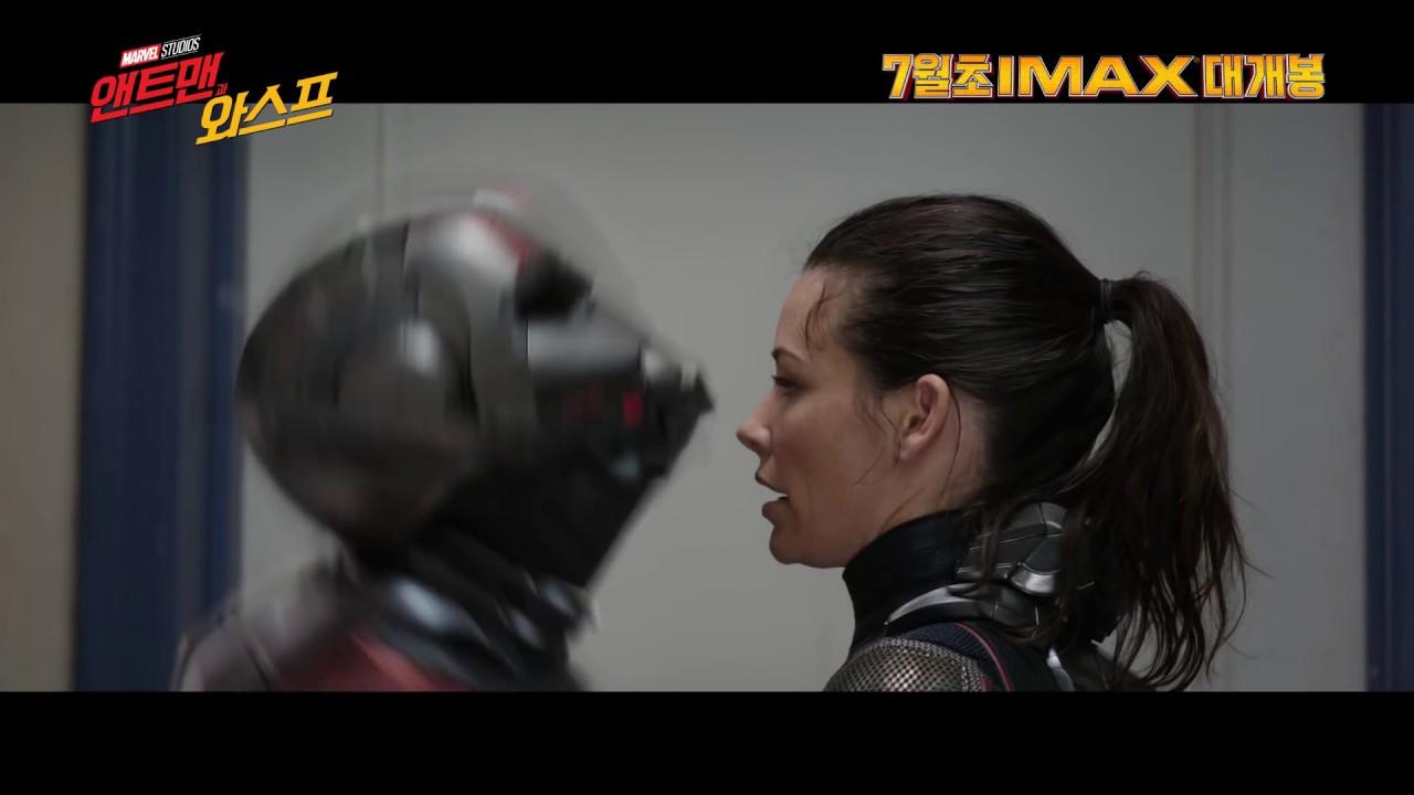 [앤트맨과 와스프] 초차원 액션영상
