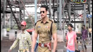 Making Of Song - Airavatha - 02