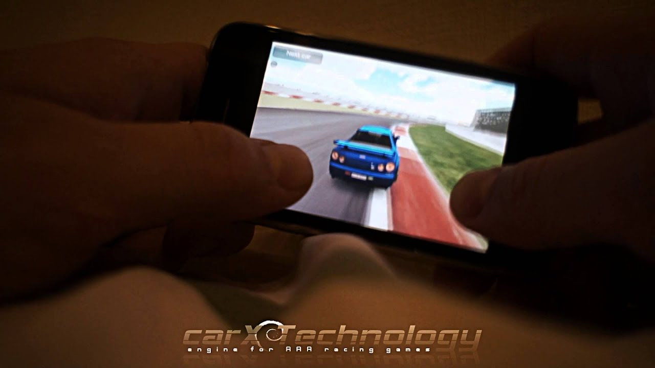 CarX Technology  Car physics middleware for high class