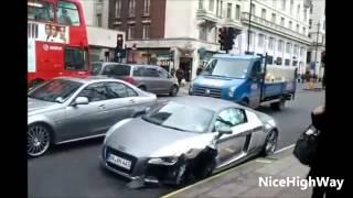 Incidenti Auto Sportive, Lamborghini, Ferrari, Bugatti, Porsche