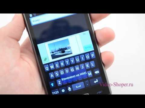 Обзор телефона Samsung Wave 3
