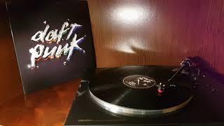 Daft Punk - Too Long (2001) [Vinyl Video]