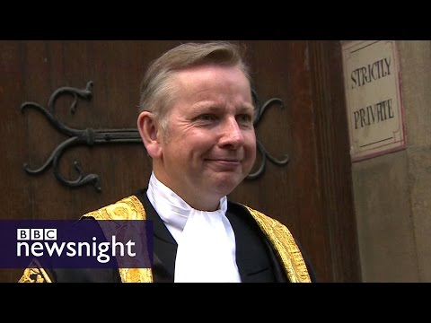 Michael Gove and the Tory leadership : A profile - BBC Newsnight