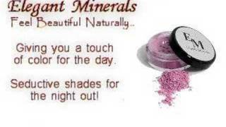 Introduction to Bare Mineral Makeup by Elegant Minerals® Thumbnail
