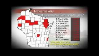 News Today: Drop in Number of Wisconsin Farms