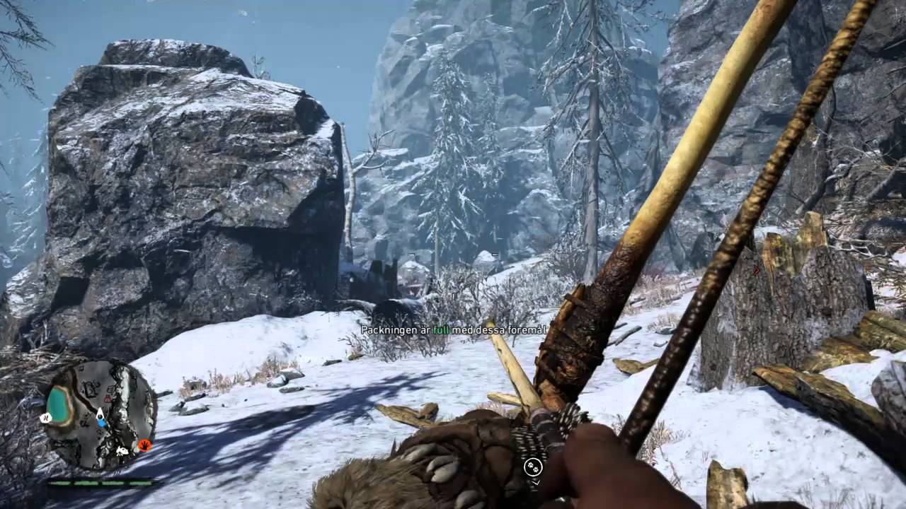 Far Cry Primal Possible Yeti Sounds Youtube