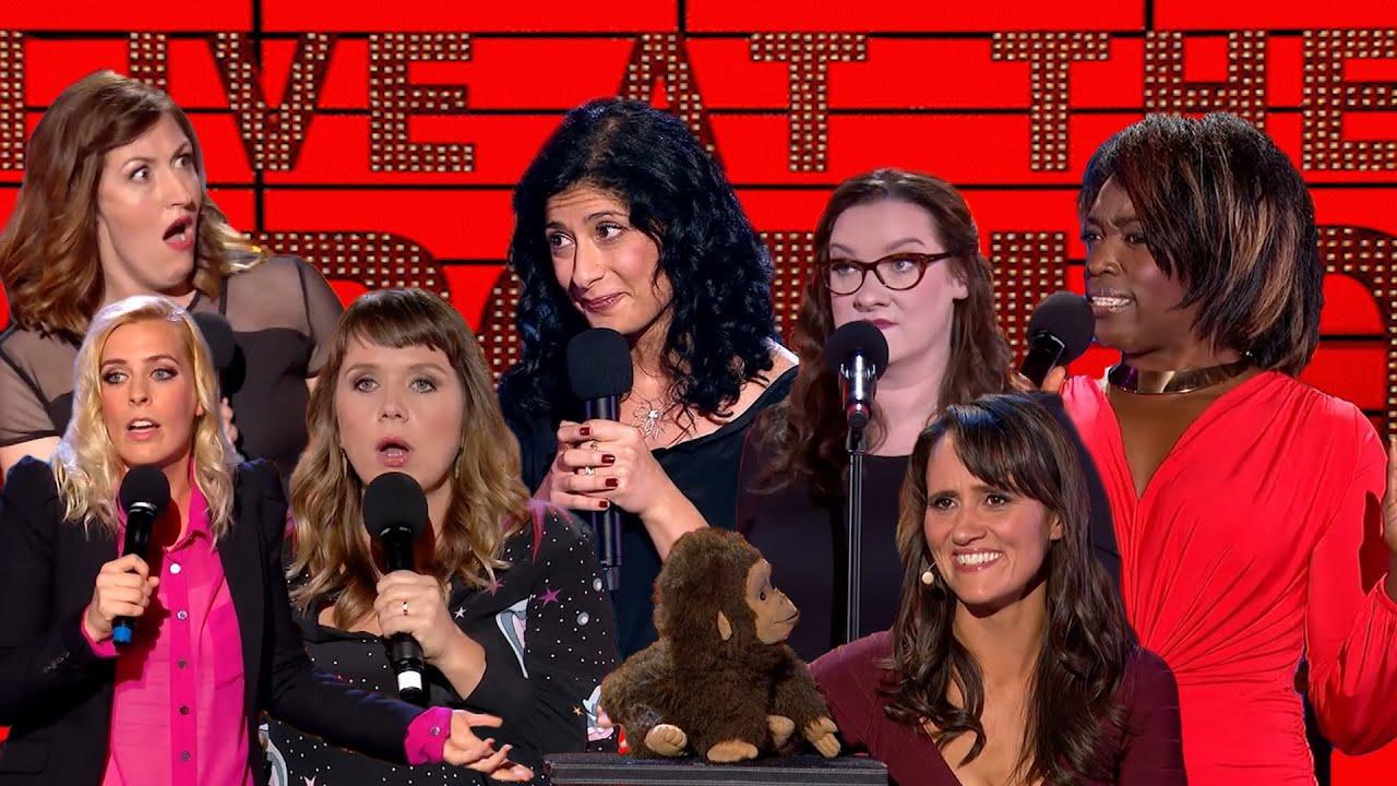 Women That Make You Go HA!   Live At The Apollo   BBC Comedy Greats