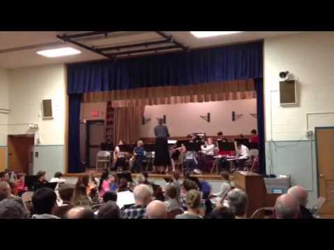 Belle Sherman School Band