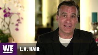 Jonathan's Toughest Client | L.A. Hair | Season 5