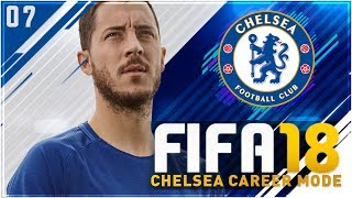 Fifa 18 chelsea career mode ep7 - slider settings spot on!!