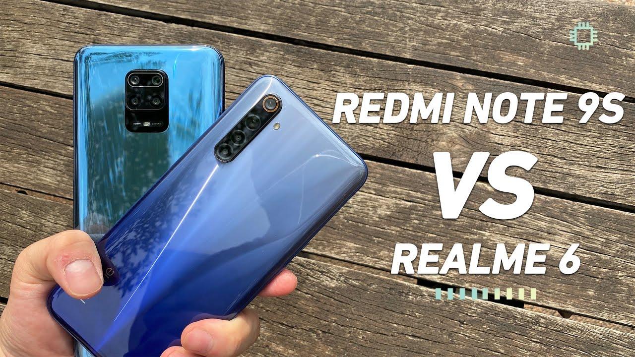Redmi Note 9S vs Realme 6: Battle of the 2020 Popular Mid-Range Phones - KLGadgetTV