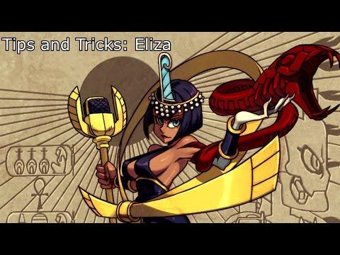 Skullgirls 2nd Encore Tips and Tricks: Eliza