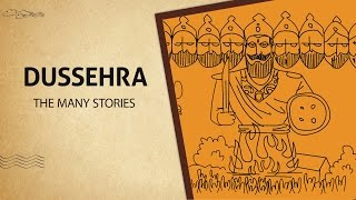 Dussehra - The Many Stories