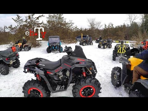 Can Am Convention, ATV Park From Hell