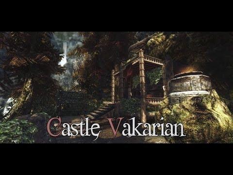 скачать мод на скайрим на замок вакариан - фото 7