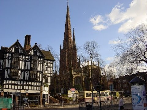 Places to see in ( Coventry - UK )