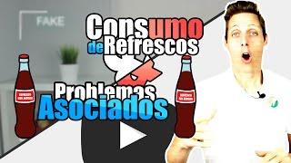 consumo de refrescos y problemas asociados