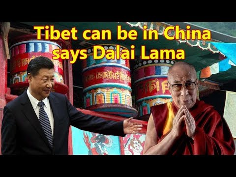 Tibet can be in China if Beijing recognises our culture, says Dalai Lama