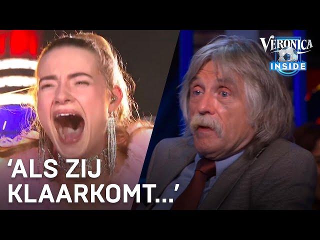 Johan kraakt puntengever Emma Wortelboer   VERONICA INSIDE