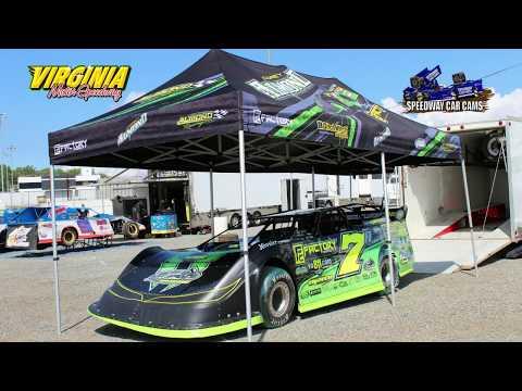 #7A Corey Almond - World Challenge - 9-15-17 Virginia Motor Speedway - In Car Camera