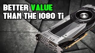 The GTX 1080 May Make More Sense Right Now Than the GTX 1080 Ti