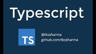 Learn Typescript