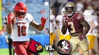 Louisville vs. Florida State: 2019 Game Preview