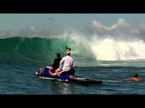Surfer girls Sally and Sofia - Red Bull Surfing Mentawais